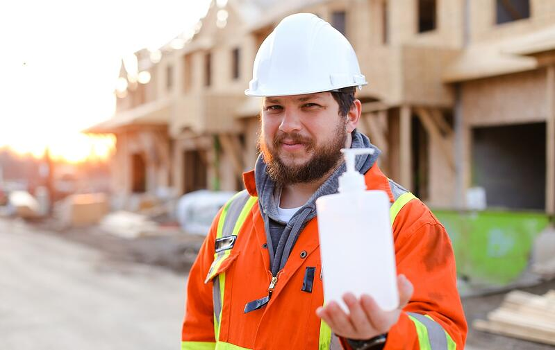 7 Reasons Why Edmonton Is a Great City for Investing Construction Worker Image