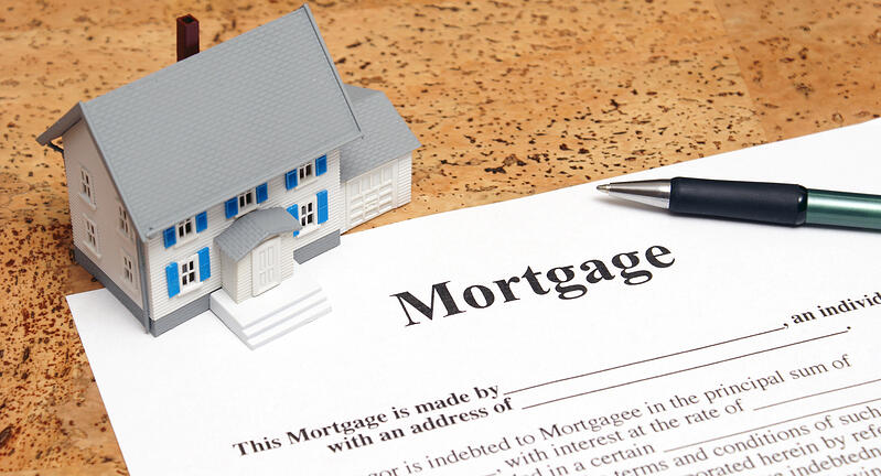 Dollars and Sense: The Numbers of Real Estate Investing Mortgage Image